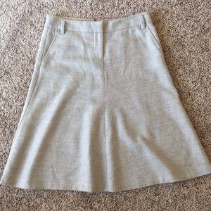 Euc Jcrew boot skirt